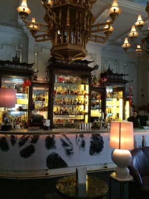 Langham London Artesian Bar hotel review