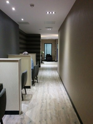 Aspire lounge Edinburgh 4 review
