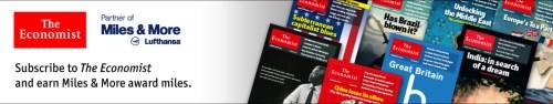 Economist Miles More