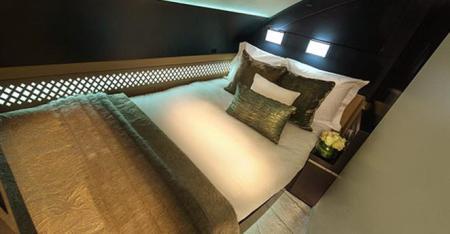 Etihad A380 residence