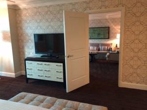Four Seasons Las Vegas bedroom 2 review