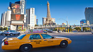 Las Vegas taxi price from airport