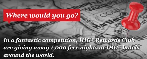 IHG competition 1000