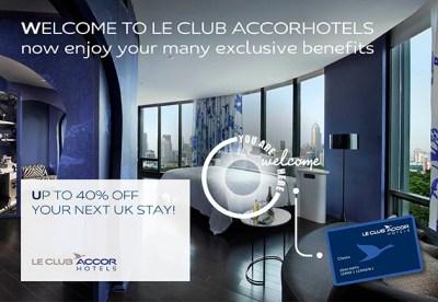 Novotel Sofitel Mercure Ibis discount code