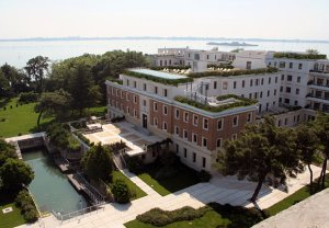 JW Marriott Venice main building