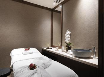 Plaza Premium Arrivals spa