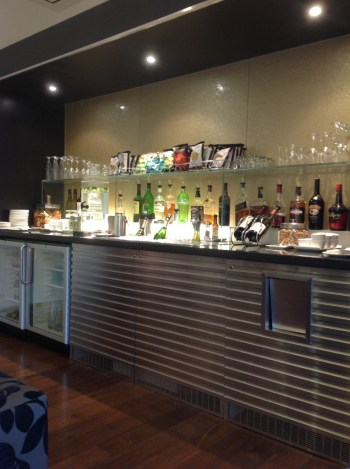 Washington British Airways First Class lounge 2