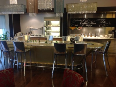 Washington British Airways First Class lounge 3