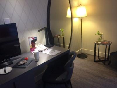 Crowne Plaza London Kensington review bedroom