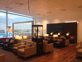 BA lounge Amsterdam 2