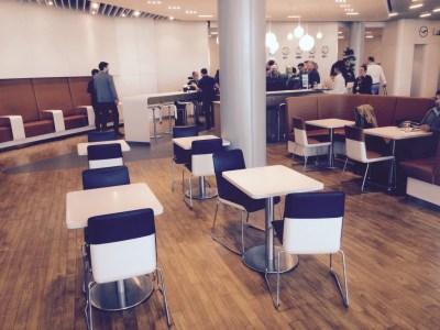 Lufthansa Senator Lounge Heathrow Terminal 2