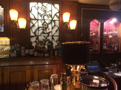 Reichshof hotel Hamburg bar