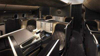 British Airways 787-9 First 1