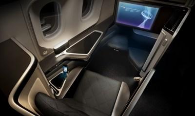 British Airways 787-9 First 4