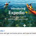 Expedia launches their loyalty scheme in the UK