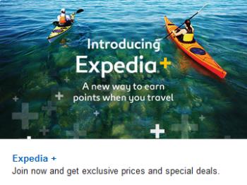 Expedia Plus
