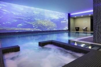 Novotel Blackfriars pool