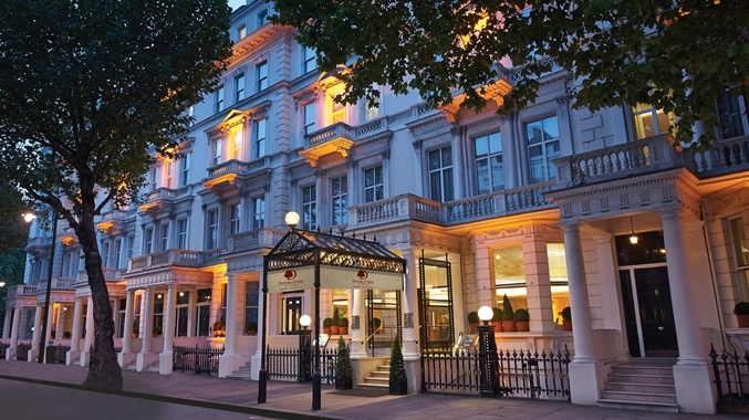 doubletree by hilton london kensington opens. Black Bedroom Furniture Sets. Home Design Ideas