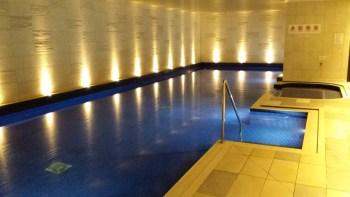 Hilton Bournemouth pool