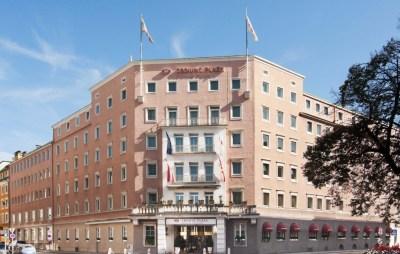 Crowne Plaza Salzburg review