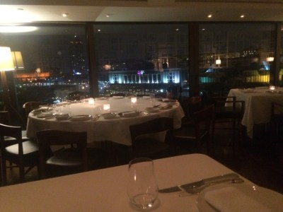 Review St Regis Istanbul hotel Spago