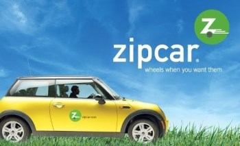 Zipcar £25 sign up bonus