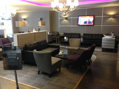 quiet zone aspire lounge luton review