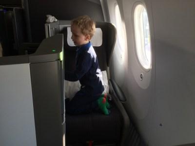 British Airways Boeing 787-9 Club World business class review
