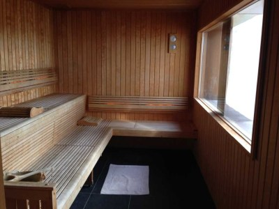 InterContinental Bordeaux - Le Grand Hotel review sauna