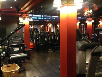 InterContinental Bordeaux - Le Grand Hotel review gym