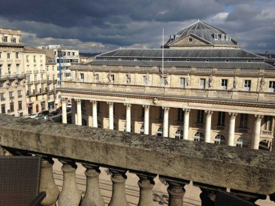 InterContinental Bordeaux - Le Grand Hotel review view