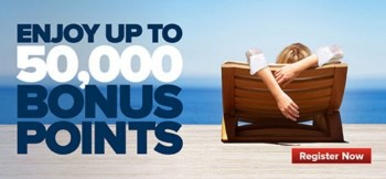 Club Carlson bonus points