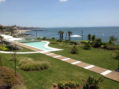 InterContinental Estoril review room balcony view