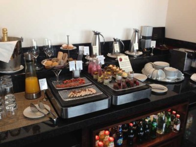 InterContinental Estoril review breakfast lounge addition 2