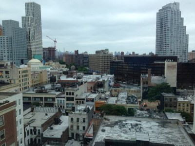 holiday inn brooklyn downtown room view