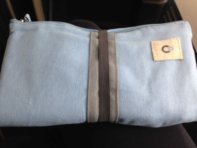 la compagnie flight washbag