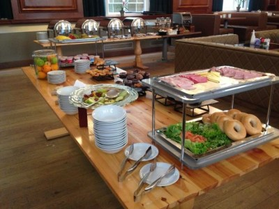 aloft liverpool hotel review breakfast