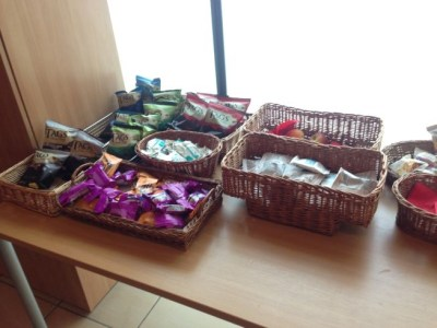 virgin train lounge liverpool street lime street station snack selection