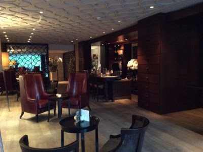InterContinental Geneva review bar