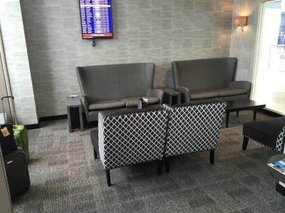 AspirePlus lounge Bristol Airport review
