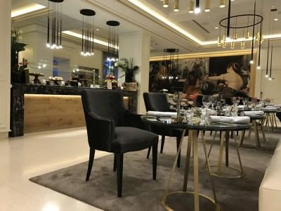 Gran Melia Palacio De Los Duques Madrid Breakfast restaurant