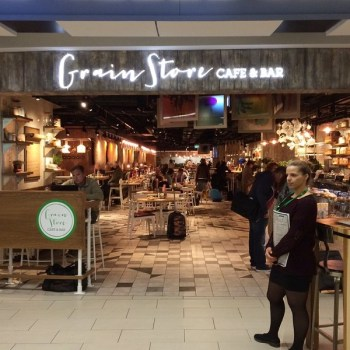 Grain Store Cafe Amp Bar At Gatwick Joins Priority Pass