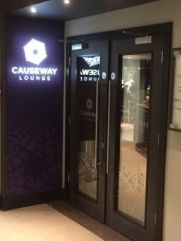 causeway lounge belfast airport