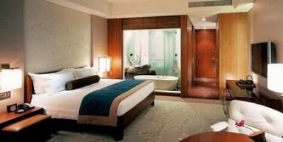 Conrad Tokyo room