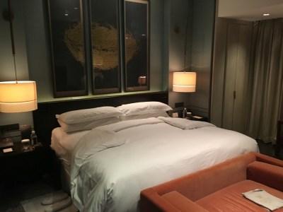 Waldorf Astoria Beijing hotel review