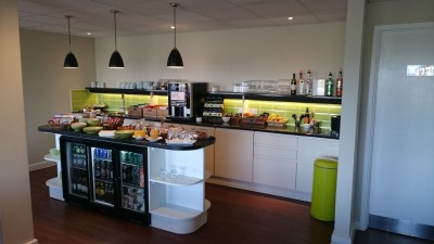Review Executive Lounge Exeter Airport