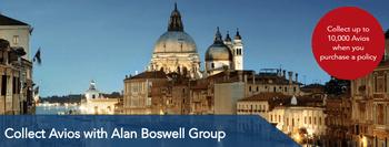 Alan Boswell Avios
