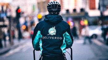 Deliveroo Avios offer
