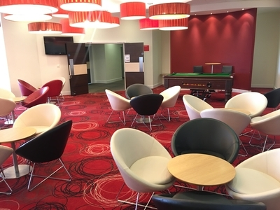 Park Inn Southend review bar