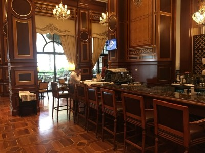 Jumeirah Zabeel Saray review